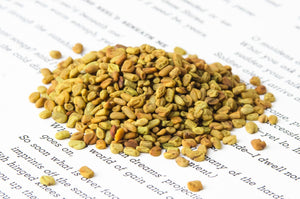 Green Fenugreek - Burlap & Barrel Single Origin Spices