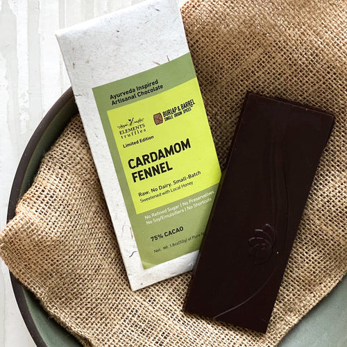 Cardamom Fennel Chocolate Bar *Collaboration*