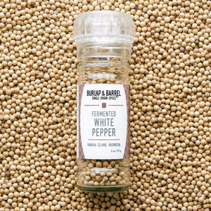 Fermented White Pepper