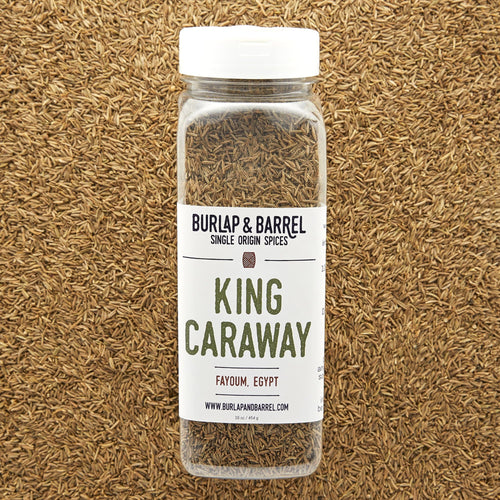 King Caraway - Burlap & Barrel Single Origin Spices