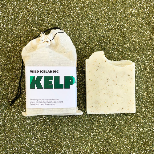 Wild Icelandic Kelp Soap *Collaboration*