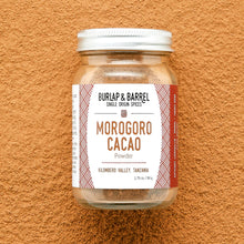 Load image into Gallery viewer, Morogoro Cacao Powder