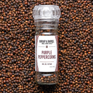 Purple Peppercorns