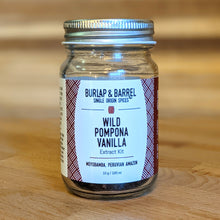Load image into Gallery viewer, Wild Pompona Vanilla Extract Kit