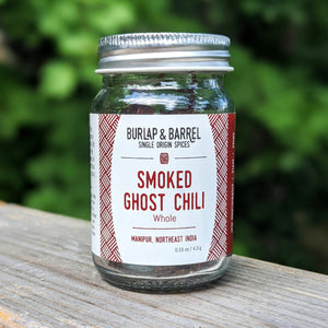 Smoked Ghost Chili