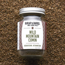 Load image into Gallery viewer, Wild Mountain Cumin - Burlap & Barrel Single Origin Spices