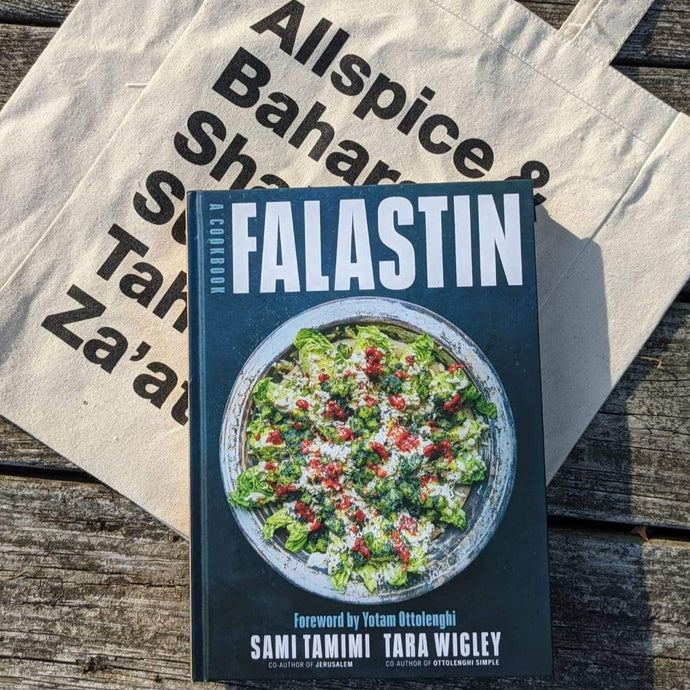 Falastin *Cookbook & Spice Set*