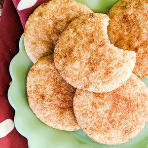 Snickerdoodle Cookie Mix *Collaboration*