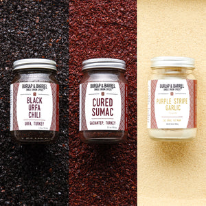 Weeknight Dinner Collection - Burlap & Barrel Single Origin Spices