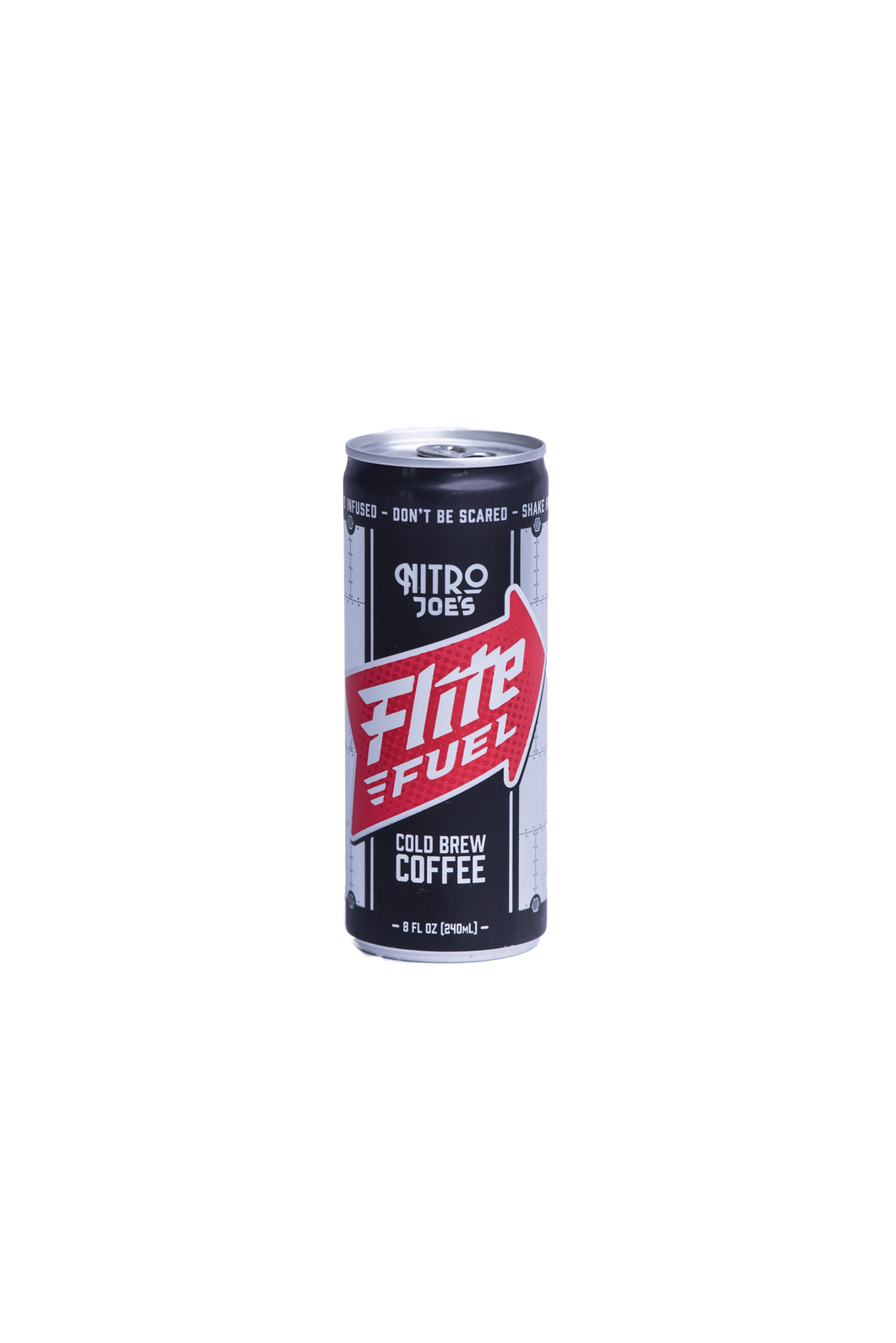 4-Pack Flite Fuel Cold Brew Coffee