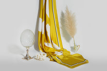 Still Life - giant scarf 140 - silk scarf - greek silk - FGTONSILK
