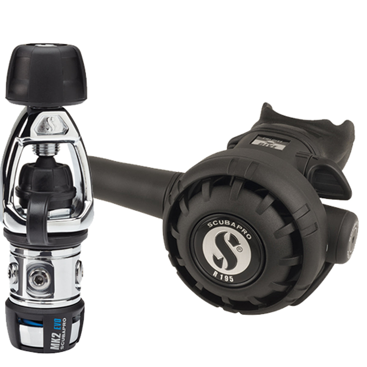 MK2 EVO/R195 DIVE REGULATOR SYSTEM