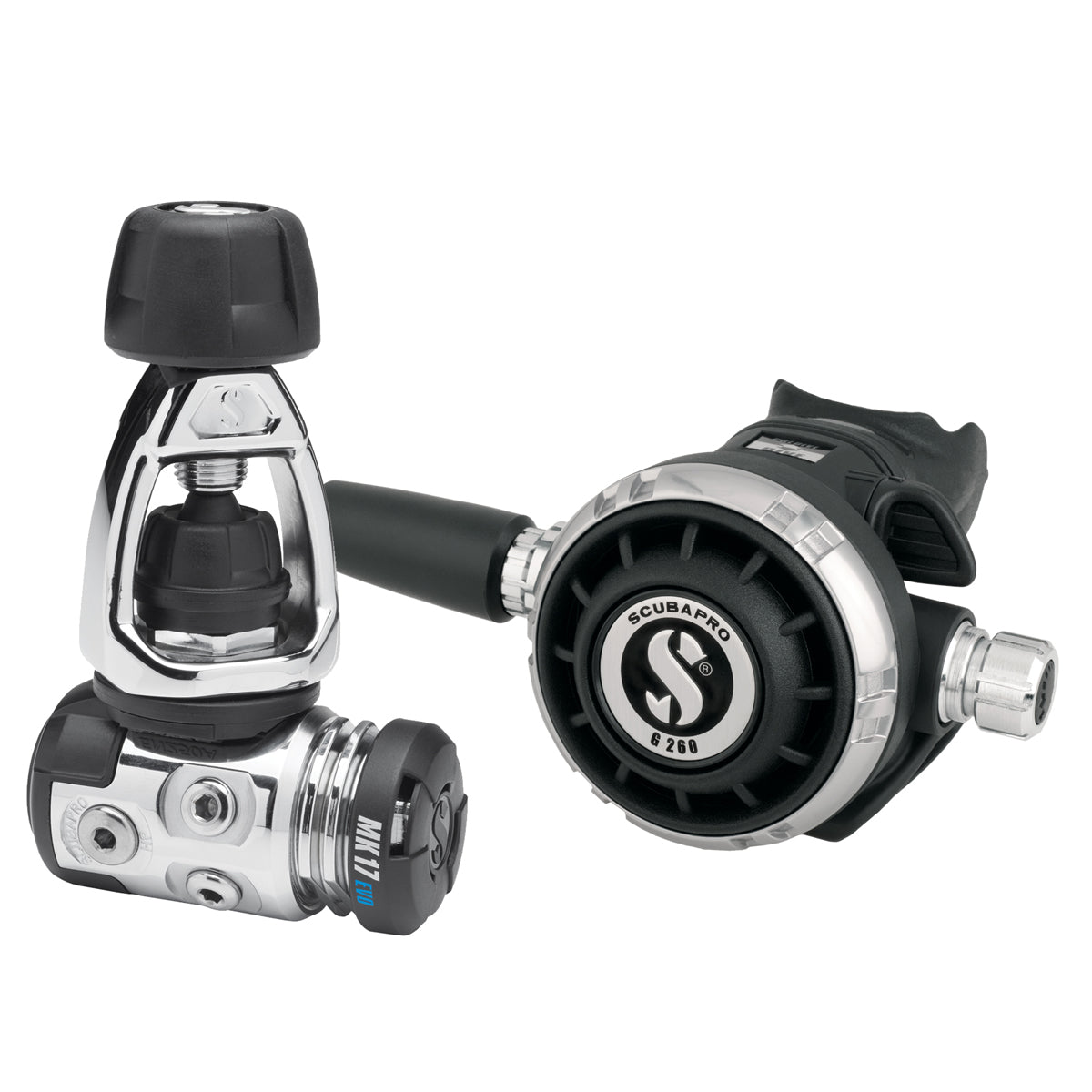 MK17 EVO/G260 DIVE REGULATOR SYSTEM, INT