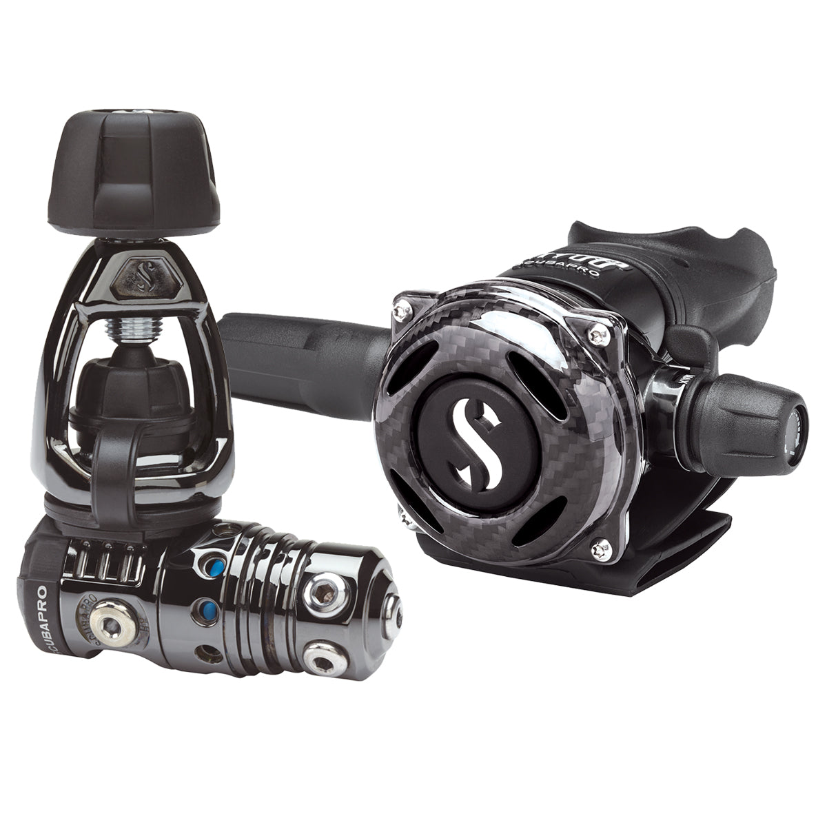 MK25 EVO BT/A700 CARBON BT DIVE REGULATOR SYSTEM, INT