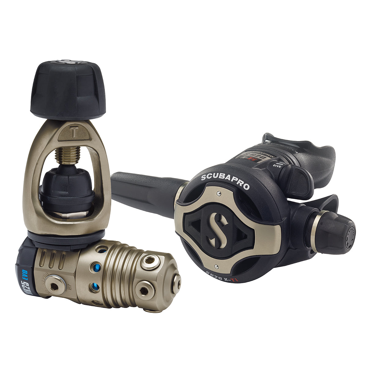 MK25T EVO/S620 X-TI DIVE REGULATOR SYSTEM, INT