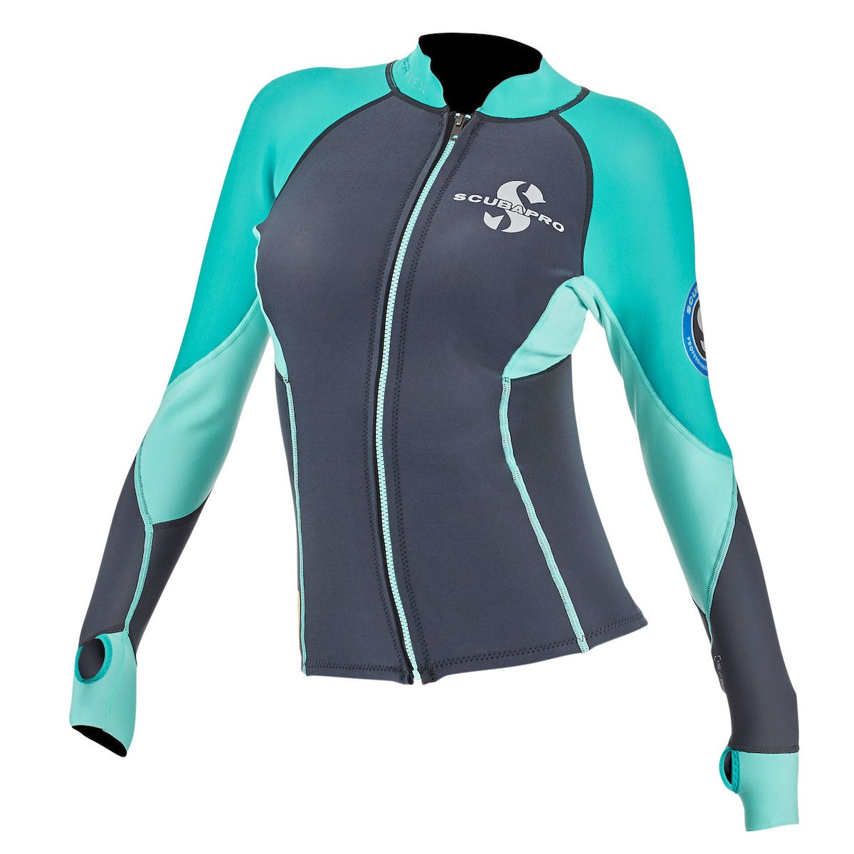 Woman's Everflex 1.5 mm Long Sleeve Top