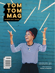 Tom Tom Magazine Issue 31: Outlaw