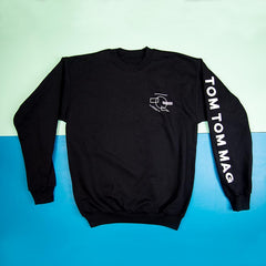 Tom Tom Abstract Kit Sweatshirt