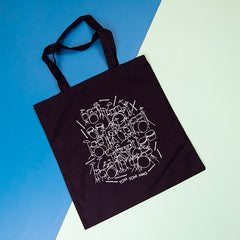 Drums for Days Tote
