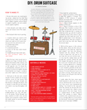 Tom Tom Magazine Issue 9: The Beat Makers Issue - Drummers | Music | Feminism: Shop Tom Tom