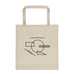 Deconstructed Kit Tote bag
