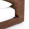 Adaline Antique Brown Bed
