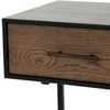 Adelina C-Shaped Nightstand