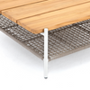 Affini Outdoor Square Coffee Table