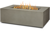 "Alda 42"" Rectangular Lp Fire Table with Ng Conversion Kit"