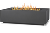 "Alda 50"" Rectangular Lp Fire Table with Ng Conversion Kit"