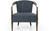 Attwood Chair - Speckled Blue