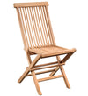 Asher folding chair