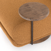 Brendan Swivel Chair with Table