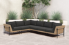 Cline Outdoor 6-Piece Sectional
