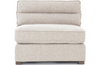 Cora Armless Sectional Piece