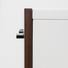 Corbusier White-Lacquer Desk