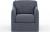 Delroy Outdoor Swivel Chair