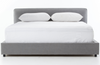 Adaline Pewter Bed