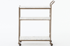 Farley Wide Bar Cart