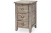 Finley 3-Drawer Nightstand