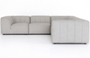 Geneva Outdoor 5-Piece Sectional