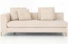 Glenna Left-Arm Sofa Piece
