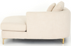 Glenna Right-Arm Rounded Chaise Piece
