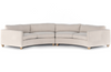 Halle 2-Piece Sectional