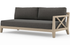 Halvor Brown Outdoor Right-Arm Sectional Piece