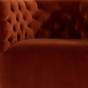 Hase Tufted Swivel Chair