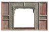 Susilo Antique Door Panel