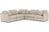 Isabela 5-Piece Sectional
