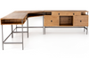 Jepson Modular Desk System with Credenza