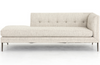 Kolbe Right Arm-Facing Chaise